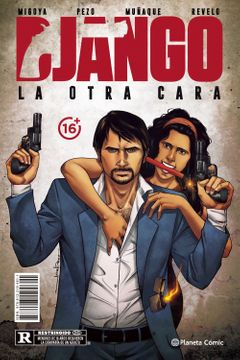 portada Django: La Otra Cara