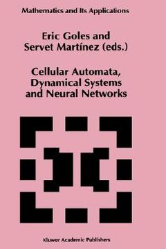 portada cellular automata, dynamical systems and neural networks