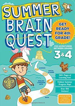 portada Summer Brain Quest: Between Grades 3 & 4