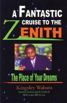portada a fantastic cruise to the zenith... the place of your dreams
