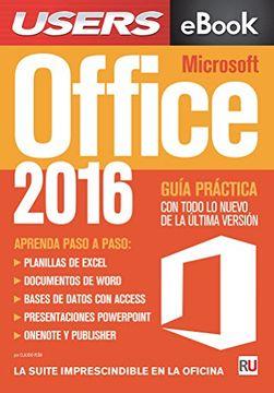 portada Office 2016 (Spanish Edition)