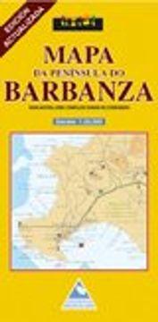 portada Mapa da península do Barbanza (Cartografía)