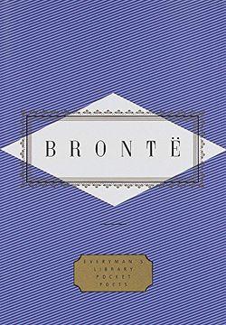 portada Emily Bronte: Poems: Pocket Poets (Everyman's Library Pocket Poets) (libro en Inglés)