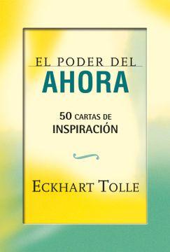 portada El Poder del Ahora: 50 Cartas de Inspiracion