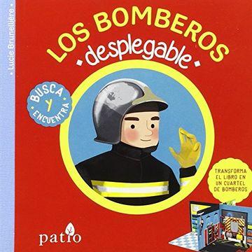 portada Los Bomberos (Desplegable)