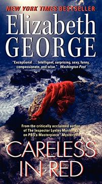 portada Careless in red - Harper Collins usa **New Edition** (libro en inglés)