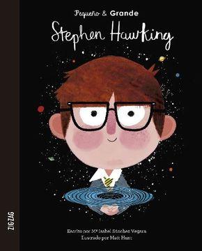 portada Stephen Hawking