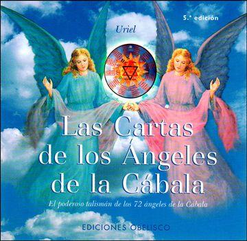 portada Las Cartas de los Angeles de la Cabala