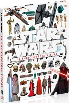 portada Star Wars. La Enciclopedia Visual (Dk) (Td)