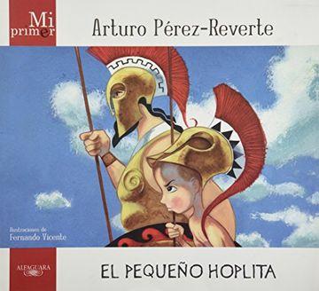 portada Pequeño Hoplita (Col. Mi Primer) by Perez Reverte