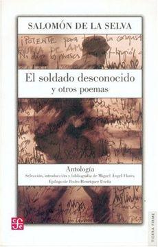 portada El Soldado Desconocido y Otros Poemas: Antología
