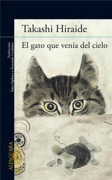 portada El Gato que Venia del Cielo