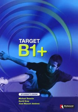 portada Target B1+ Students Pack (Sb+Cd)