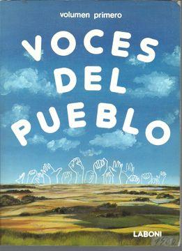 portada VOCES DEL PUEBLO. TOMO I