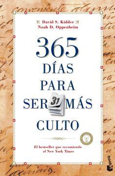 portada 365 Días Para ser más Culto