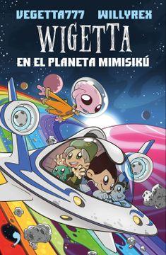 portada Wigetta en el Planeta Mimisikú