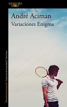 portada Variaciones Enigma