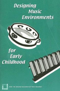 portada designing music environments for early childhood