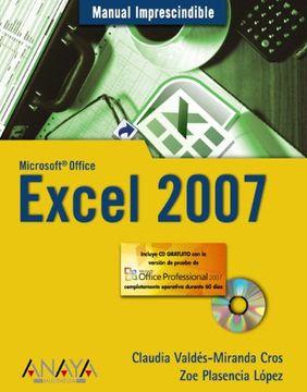 portada Excel 2007 (Manuales Imprescindibles)