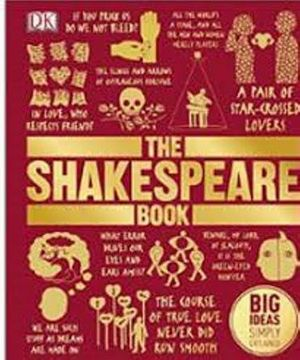 portada El Libro de Shakespeare
