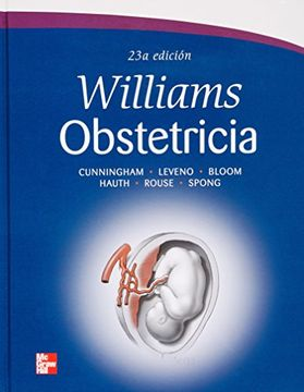 portada Obstetricia de Williams
