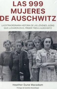 portada Las 999 Mujeres de Auschwitz