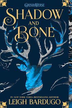 portada Shadow and Bone (libro en Inglés)
