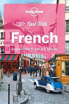 portada Lonely Planet Fast Talk French (Phrasebook) (libro en Inglés)