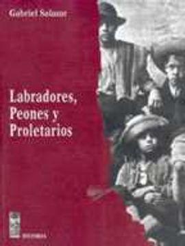 portada Labradores Peones y Proletarios
