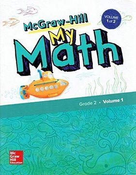 portada My Math Grade 2, Volume 1, 9780079061225, 0079061222, 2018