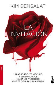 portada La invitación (Booket Logista)