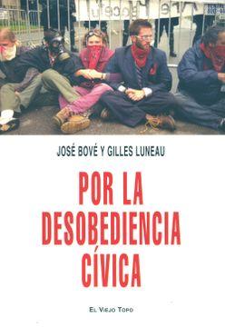 portada Por la Desobediencia Cívica