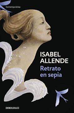 portada Retrato en Sepia (Debolsillo/Argentina)