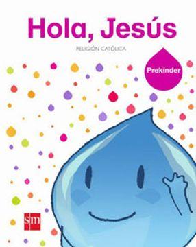 portada Religión pre Kinder (4 Años)