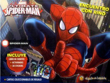 portada Kit de Juego - Spiderman