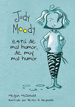 portada Judy Moody Está de mal Humor, de muy mal Humor