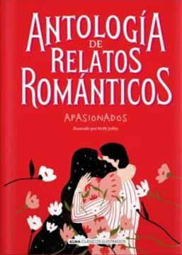 portada Antología de Relatos Románticos Apasionados