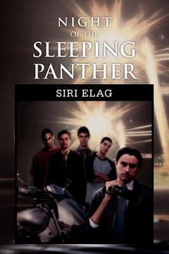 portada night of the sleeping panther