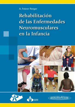 portada Rehabilitación de las Enfermedades Neuromusculares en la Infancia