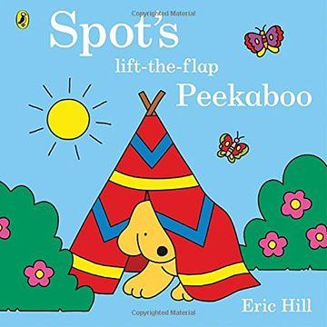 portada Spot's Peekaboo (libro en Inglés)