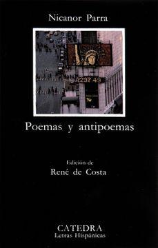portada Poemas y Antipoemas