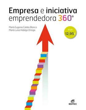 portada Empresa e Iniciativa Emprendedora 360° (Ciclos Formativos)