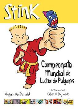 portada STINK Y EL CAMPEONATO MUNDIAL DE LUCHA (
