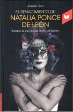 portada El Renacimiento de Natalia Ponce de León: Itinerar