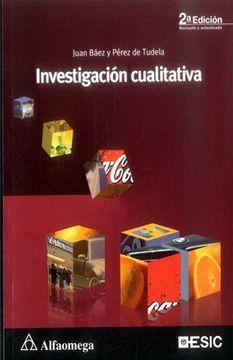 portada INVESTIGACION CUALITATIVA