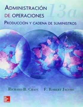 portada Administración de Operaciones