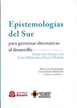 portada EPISTEMOLOGIAS DEL SUR PARA GERMINAR ALTERNATIVAS AL DESARROLLO