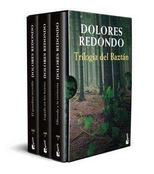 """portada Pack """"Trilogía del Baztán"""""""