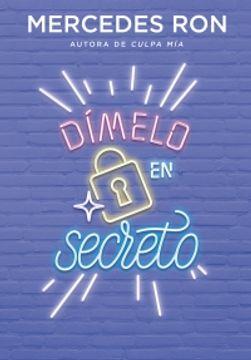 portada Dímelo en Secreto
