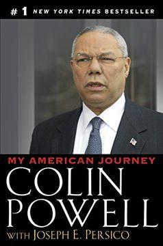 portada My American Journey (libro en Inglés)